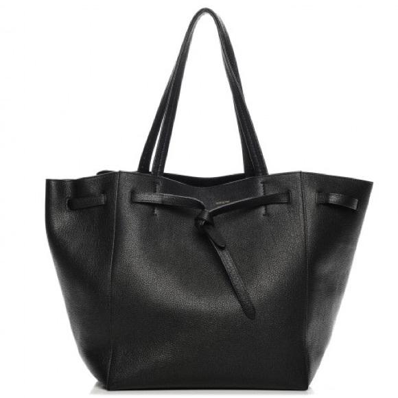 868795136f Celine Handbags - Celine Small Cabas Phantom Belt Tote